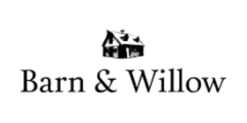 Barn and Willow coupon