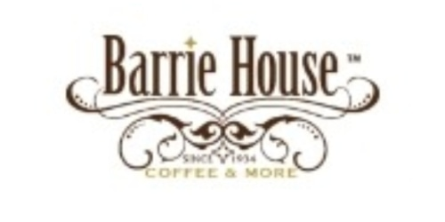 Barrie House coupon