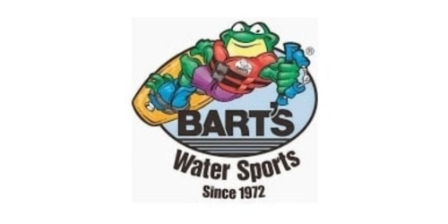 Bart's Water Sports coupon