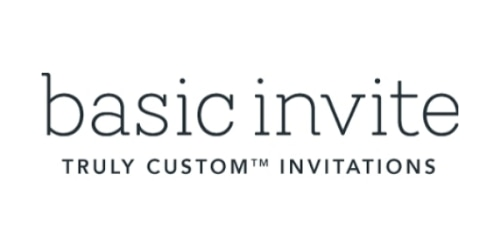 Basic Invite coupon