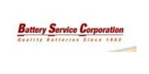 Battery Service Corporation coupons