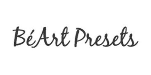 BeArt Presets coupon