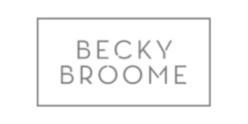 Becky Broome coupon