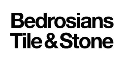 Bedrosians Tile & Stone coupon