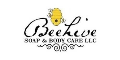 Beehive Soap and Body Care coupon