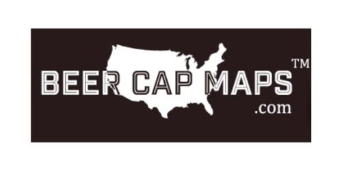 Beer Cap Maps coupon