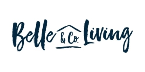 Belle and Coliving coupon