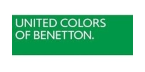 Benetton coupon