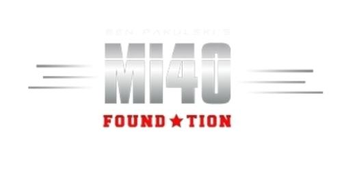 Ben Pakulski's MI40 coupon