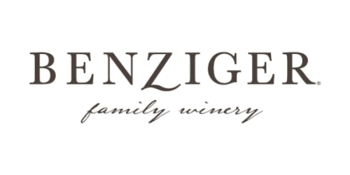 Benziger coupon