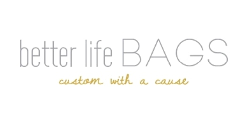 Better Life Bags coupon