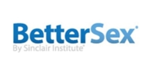 Better Sex by Sinclair Institute coupon