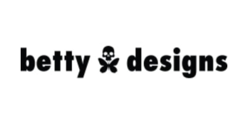 Betty Designs coupon