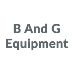 B And G Equipment