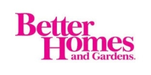 Better Homes & Gardens coupon