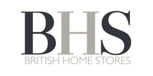 British Home Stores (BHS) coupon