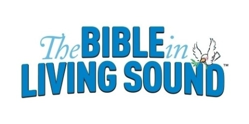 The Bible In Living Sound coupon