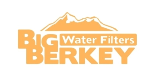Big Berkey Water Filters coupon