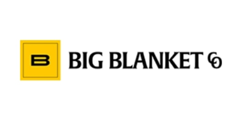 Big Blanket Co coupon