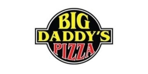 Big Daddy's Pizza coupon