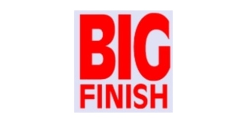 Big Finish coupon