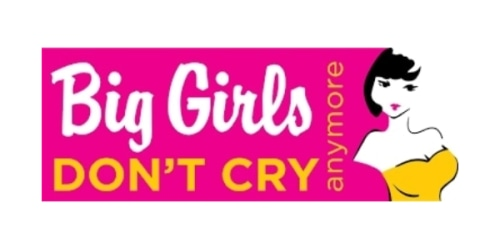 Big Girls Don't Cry Anymore coupon