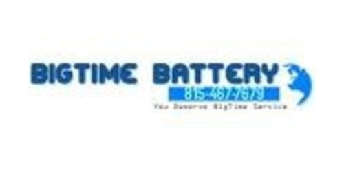 BigTime Battery coupon