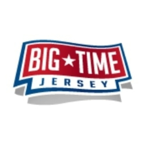 Big Time Jersey Flags