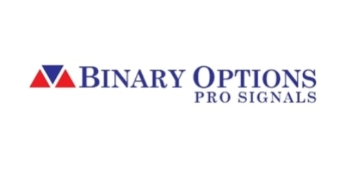 Binary Options Pro Signals coupon