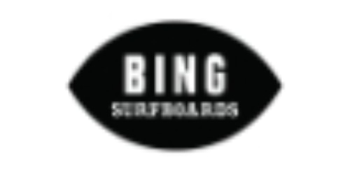 Bing Surfboards coupon