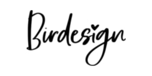Birdesign coupon