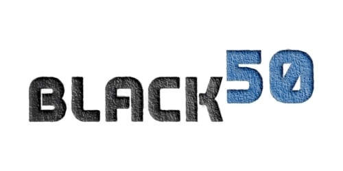 Black Fifty coupon