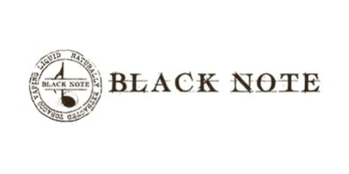 Black Note coupon