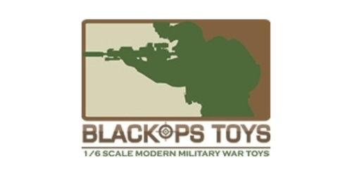 Blackops Toys coupon