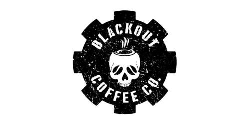 Blackout Coffee Co. coupon