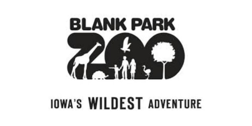 Blank Park Zoo coupon
