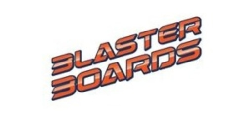 Blaster Boards coupon