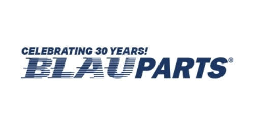 Blauparts coupon