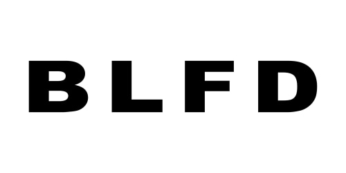 BLFD Clothing coupon