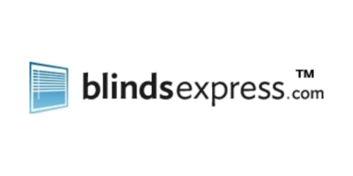 Blinds Express coupon