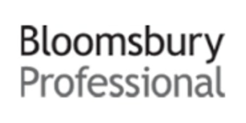 Bloomsbury Professional coupon