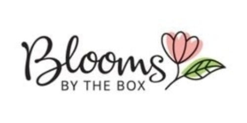 BloomsByTheBox coupon