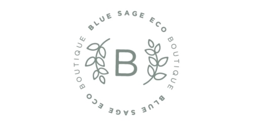 Blue Sage Eco Boutique coupon