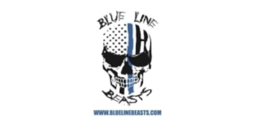 Blueline Beasts coupon