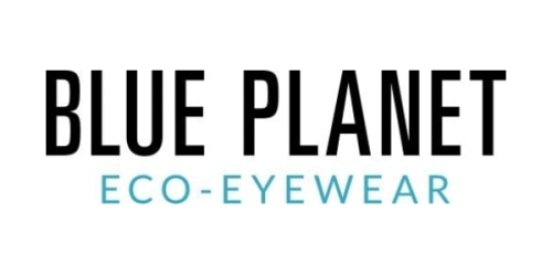 Blue Planet Eyewear coupon