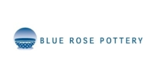 Blue Rose Pottery coupon