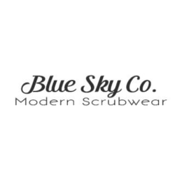 Blue Sky Scrubs