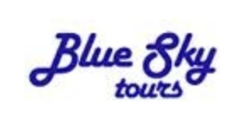 Blue Sky Tours coupon