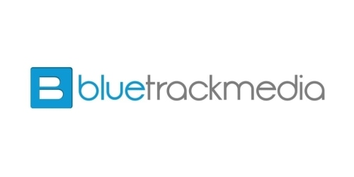 Blue Track Media coupon