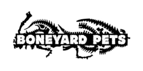 Boneyard Pets coupon